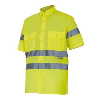 Camisa hombre m/c av 141 velilla - 6038
