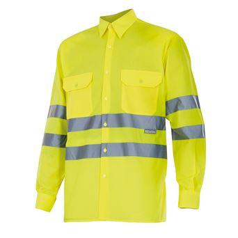 Camisa hombre m/l av 143 velilla - 6039