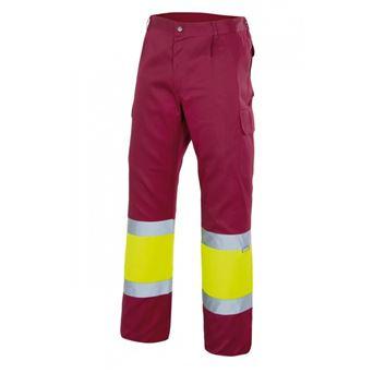 Pantalon av bicolor 157 velilla - 00005066-GRAN-AM