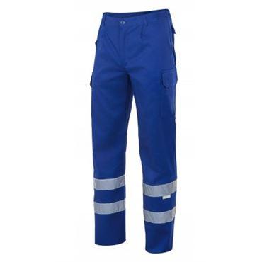 Pantalon av multibolsillos c/cinta 159 velilla