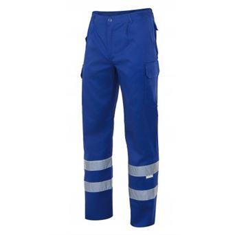 Pantalon av multibolsillos c/cinta 159 velilla - 00005068-AZ