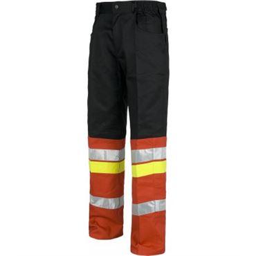 Pantalon con cintura elastico c8103 workteam