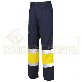 Pantalon hombre av bicolor 8531 starter - 00008581-AF-A
