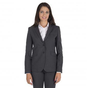 Americana mujer 2 botones confort 8212 garys - 00008757-GRI