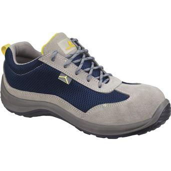 Zapato asti s1p deltaplus - 00006679-GRI-AZ
