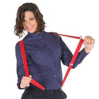 Camisa mujer m/l popelin fiorella 2498 garys - 00006993-GAV-MAR