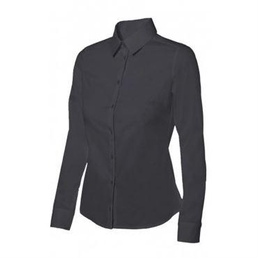 Camisa mujer m/l stretch 405002 velilla
