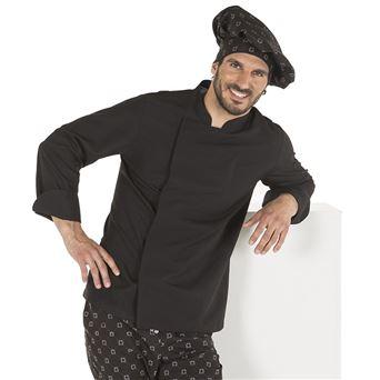 Chaqueta cocina hombre vidal 9441 garys - 00008301-NEG
