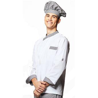 Casaca cocinero 1821rb magasa - 00008896