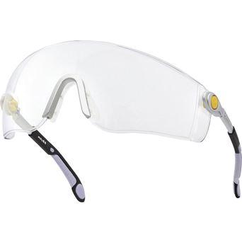 Gafas lipari2 clear policarbonato deltaplus - 00005486
